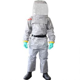 Asatex Astro Decontamination Suit with Blower Unit